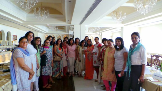 Thumbs Up To Women Energizers – A Happy Launch Meet