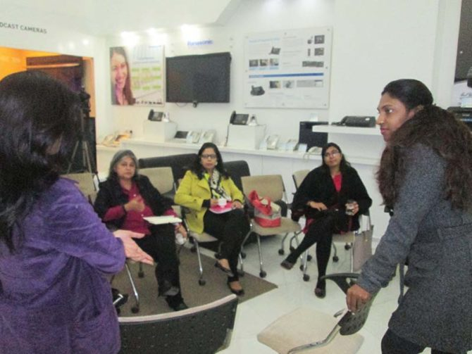 Guest Talk On Websites & Facebook For BizDivas – Questions Answered