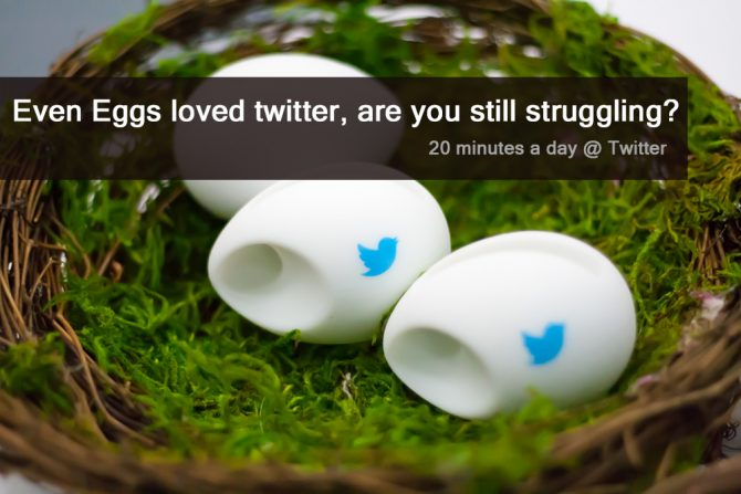 How I Manage Twitter Activity With Only 20 Minutes a Day?