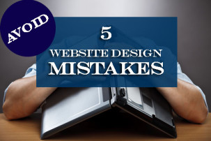 5 Website Design Mistakes Entrepreneurs Must Avoid