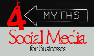 4 Misconceptions (Busted) Businesses Have About Social Media