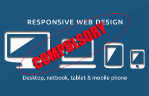 Getting Responsive Site Isn't A Choice Anymore. Consider it Mandatory!