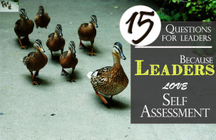 15 Simple Leadership Questions For Self-Assessment