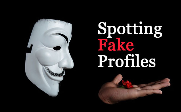 how to create a fake profile