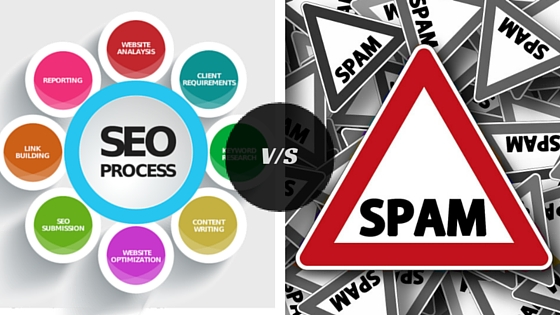 Did You Draw that fine line between SEO and Spam?