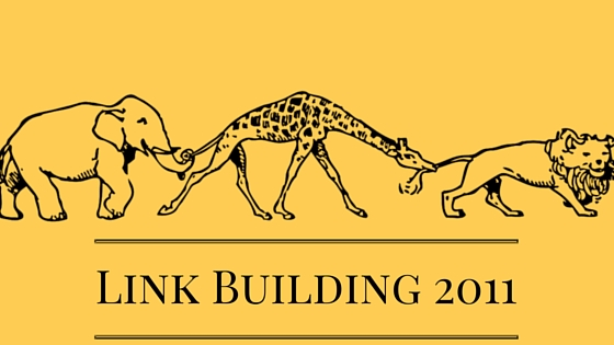 Link Building 2011 – What's Working and What's NOT for SEO