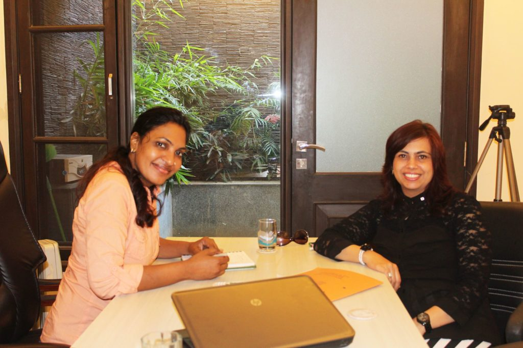 linkedin training for preeti subberwal by sunita biddu