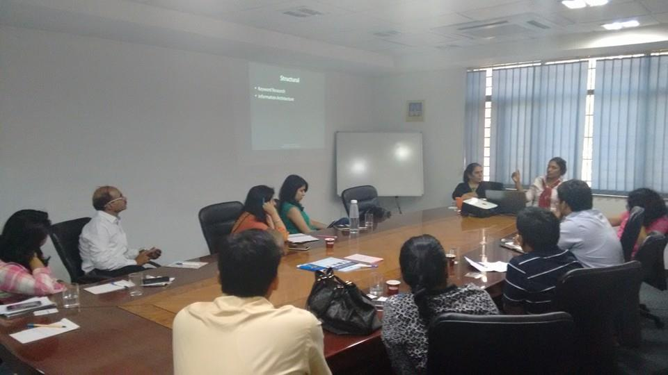 social media for business training for startups at amity university by sunita biddu
