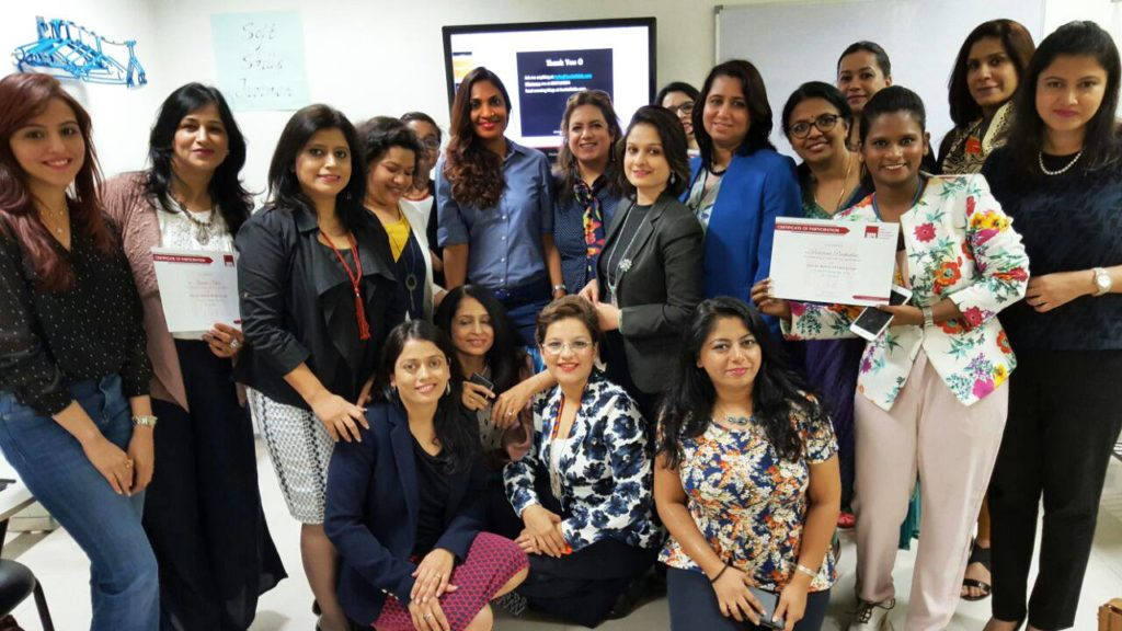 social media session with ICBI Gurgaon – sunita biddu