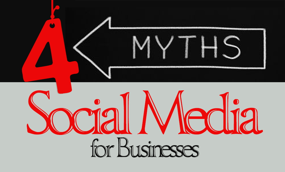 social media myths for business
