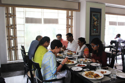 bloggers' Lunch