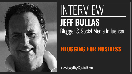 Interview With Jeff Bullas on Blogging for Business