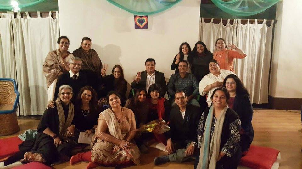 Personal branding and social media session with heal your life teachers – sunita biddu