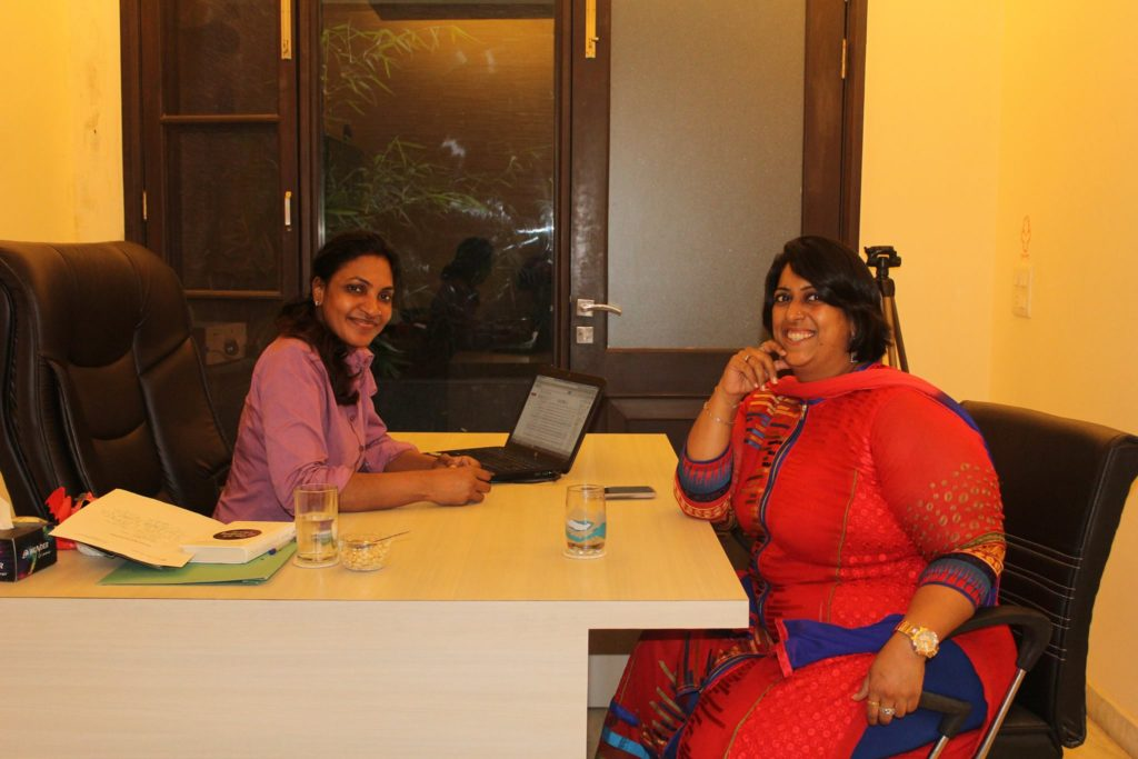 linkedin training for maheshwari jani – sunita biddu