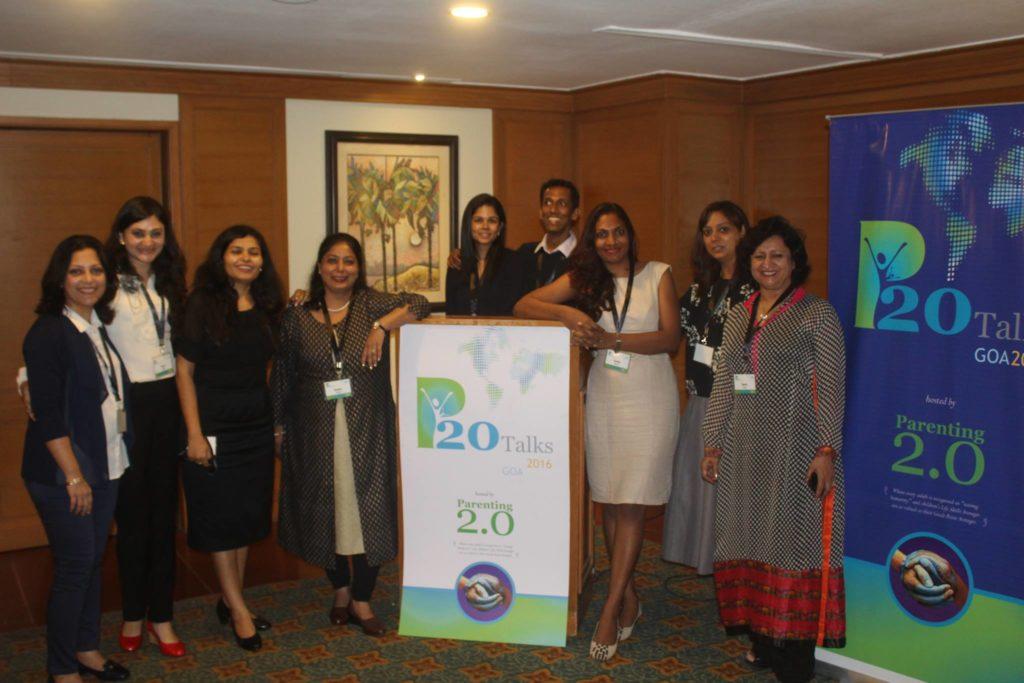 social media speaker at parenting 20 in goa sunita biddu