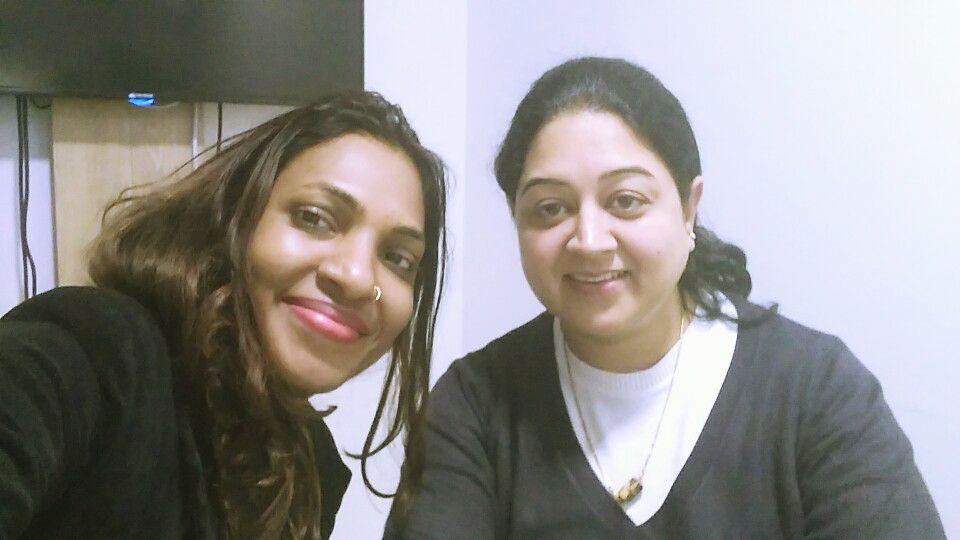 social media training for deepti arora – by sunita biddu
