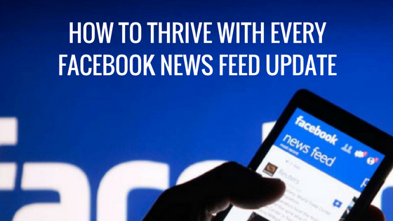 Facebook News Feed Update – Impact On Business Pages & How to Thrive